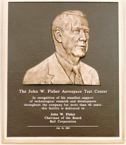 John W. Fisher aerospace test center